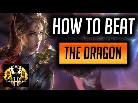 RAID: Shadow Legends | DRAGON GUIDE - Easiest ways to beat the dragon up, from beginner to endgame!