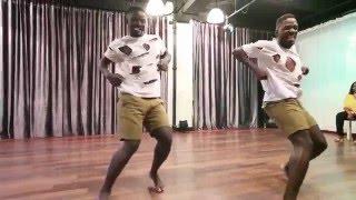 """Fabricio Do Zangado et DJ Paraïso """"Afro House Show"""""""
