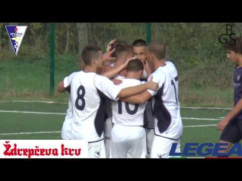 KADETSKA LIGA / FK SPARTAK ŽK - FK APOLON 4 4:2 / XIV KOLO / 11.11.2019