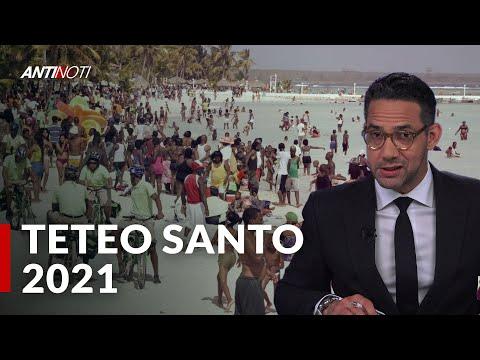 Teteo En Semana Santa Y En El Caso ODEBRECHT | Antinoti