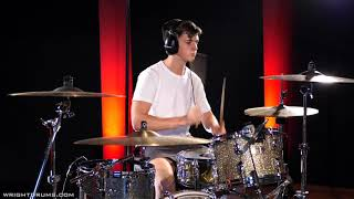 Wright Drum School - Ethan Cochrane - System Of A Down - Toxicity - Drum Cover