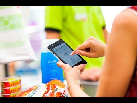 Geld opnemen met je smartphone