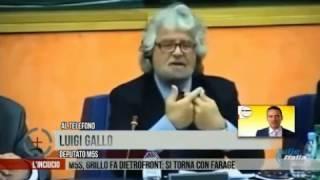 Gallo (M5S): In Europa abbiamo subito un tradimento