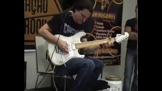 Edu Ardanuy - Eruption Van Halen Cover