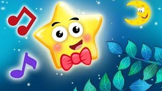 Twinkle Twinkle Little Star - Cartoon Songs For Children In English an Lyrics