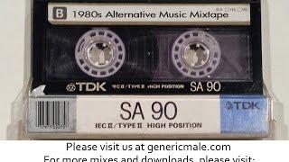 80s New Wave / Alternative Songs Mixtape