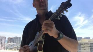 Celtic Mandolin - My Bonnet in Blue