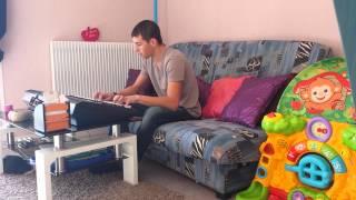 Le dernier des mohicans piano