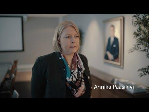 Oras - Annika Paasikivi (en)