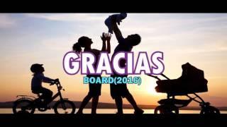 PARA MAMA Y PAPA (GRACIAS) - BOARD ♥ RAP PARA DEDICAR 2016♥