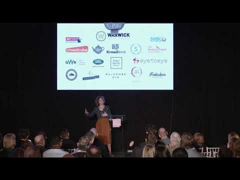 """Laura Willis on """"Phoning It In"""" at the Like Minds Nudge Ideas Festival 2019."""