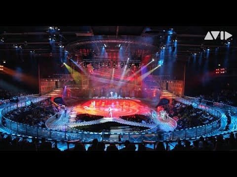 """Transforming """"Starlight Express"""" with S6L and d&b Soundscape"""