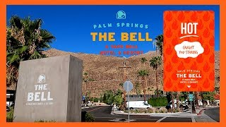 WE STAYED AT THE TACO BELL HOTEL! | All The Things They DIDNT show YOU! | Palm Springs California