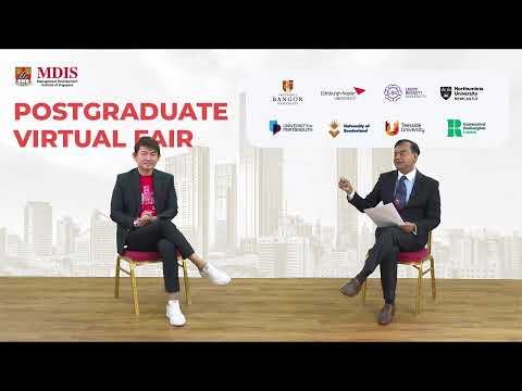 MDIS Post Graduate Virtual Fair 2021 - The Difference between a DBA & a PhD