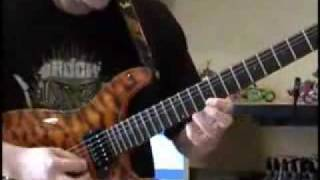 Canon Rock - Jerry C cover