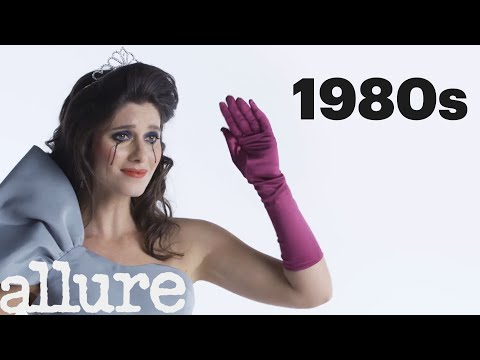 100 Years of Pageant Makeup | Allure