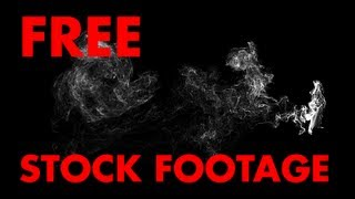 Gun Smoke Free Stock Footage