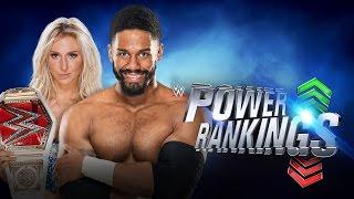 WWE Power Rankings 16 de julio de 2016