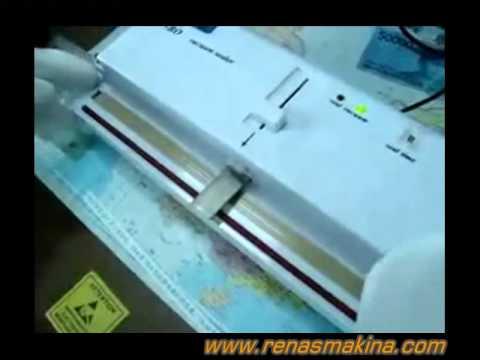 Renas Makina - Vakum Makinası DZ280