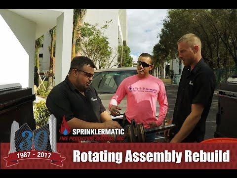 Rotating Assembly Rebuild