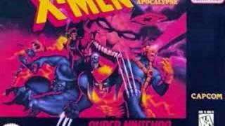 X-Men Mutant Apocalypse Boss Theme