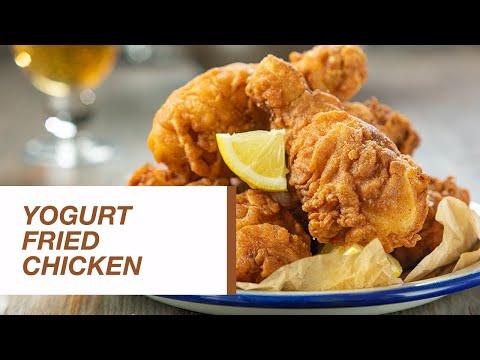 Yogurt Fried Chicken   Food Channel L Recipes