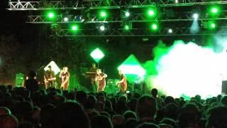 Zebda live Valence 2