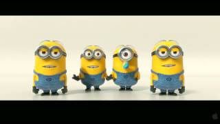 Despicable Me 2 - ba ba banana - Trailer (2013) HD Movie - BEST MINIONS