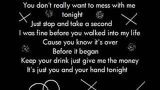 Pink - U + Ur Hand  [Lyrics]