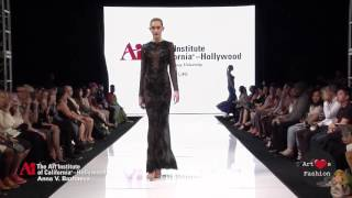 Anna V Bazhaeva @ Art Hearts Fashion Week Los Angeles / The Art Institute of California - Hollywood