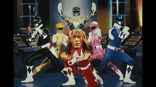 i put hiroshi tanahashi's theme over the power rangers intro