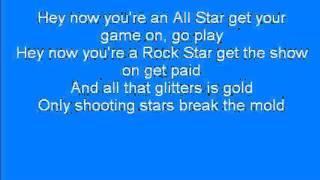 smash mouth - all star [LYRICS+MP3 DOWNLOAD]