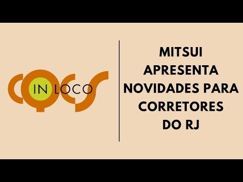 Imagem post: Mitsui apresenta novidades para Corretores do RJ