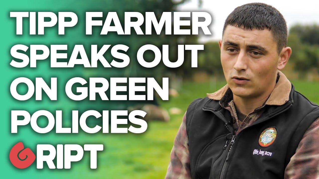 """It's Unfair"": Tipperary Farmer Slams Green Policies"