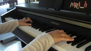 UKISS - Love Of A Friend (piano cover by SHPara20)