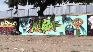 Graffiti - Graffitis urbanos en Águilas