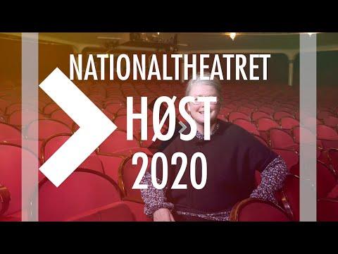 Høsten 2020 på Nationaltheatret