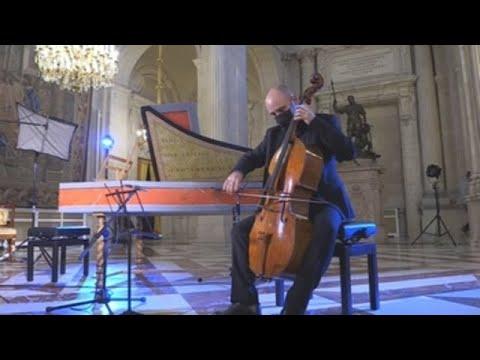 El violonchelo Stradivarius 1700 de Patrimonio Nacional protagonizará un documental