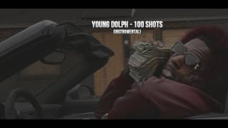 Young Dolph - 100 Shots (Instrumental)