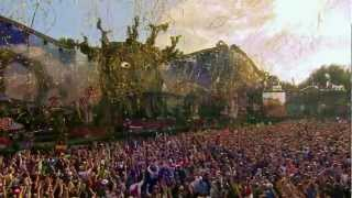 Tomorrowland 2011 | official after movie - Empire Of The Sun - We Are The People | avicii - levels