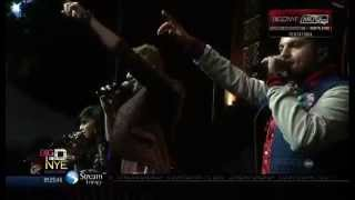 """Pentatonix """"Save the World/Don't You Worry Child"""" Live at Big D NYE 2013"""