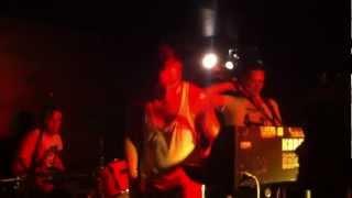 Holograms 'ABC City' - Live @ Espace B (05-11-2012)