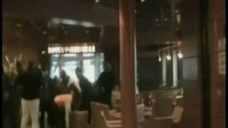 Caught On Tape: Wave Crashes Into Cruise Ship