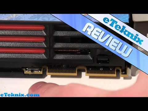HIS Radeon 6950 2GB Graphics Card Video Review