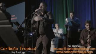 Caribeno Tropical Live Footage/ Bachata Rosa/NLPA