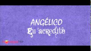 Angélico - Whe I Fall In Love (RB Version)