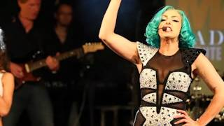 Donna Marie - Lady Gaga Tribute & Impersonator Band Promo
