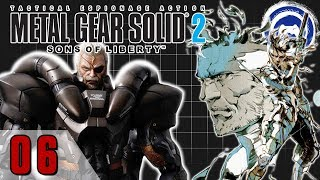 METAL GEAR SOLID 2: SONS OF LIBERTY | Metal Gear Saga Part 19: Honey I Killed The President