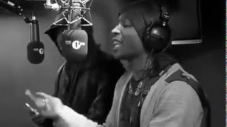 Skepta and JME freestyle