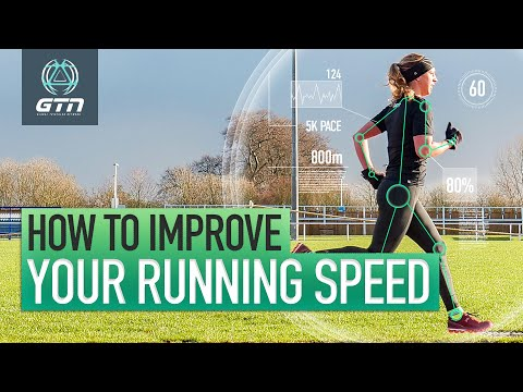 Why Do Triathletes Need To Run Fast? | Speed Training Session For Endurance Runners